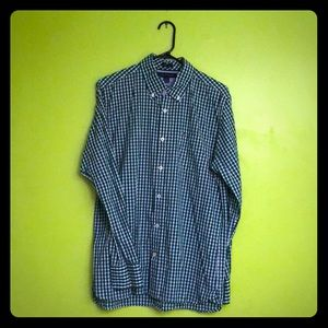 Tommy Hilfiger Custom Fit Button-down M